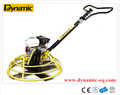 DYNAMIC long handle gasoline walk behind power trowel