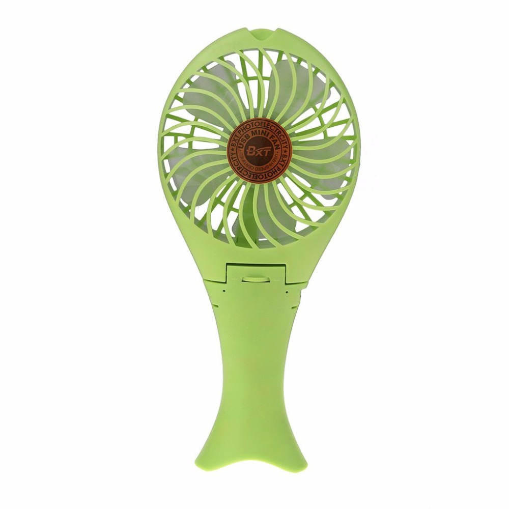 Portable Handheld Mini Fan Rechargeable Battery Operated Fan