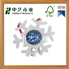 2016 year china factory sale FSC&ISO9001&SA8000 wooden photo pictures colleague frame for christmas shopping