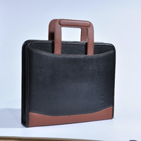 China hot sale Genuine Leather Material briefcases&unique leather briefcase&briefcase