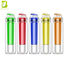 2018 bpa free plastic water bottle changing color 27oz water bottle