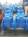 Flanged Resilient Seated Gate Valve PN10/PN16