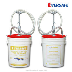 Hangzhou Eversafe Bulletproof tire sealant with ISO, MSDS, ROHS