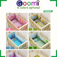 Whosales G222# Goomi Furniture In GanZhou Home Use Pine Solid Wood cot baby