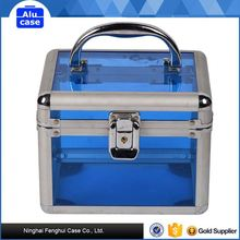 latest produc factory directly makeup train case vanity case aluminum cosmetic case