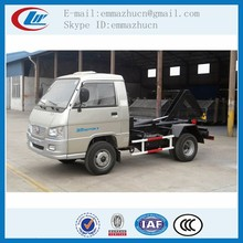 china brand foton forland mini garbage truck dimensions