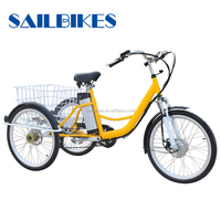 hot sale electric tricycle with strong wheels