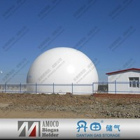 CE Approved Biogas Production, Biodigester Plant
