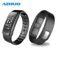 IWOWN I6 HR Smartband Heart Rate Monitor Smart Bracelet Sport Wristband BT4.0 Smart Band Fitness Tracker For IOS Android