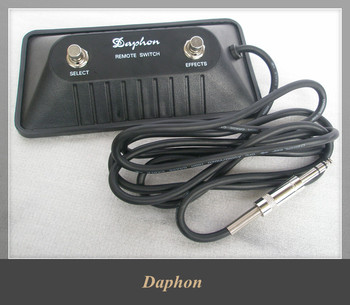 Remove guitar Foot Switch-Daphon DF1912
