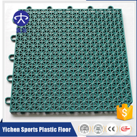 Made In China tennis court cover interlocking tile