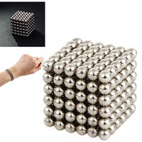 New Style Kid's pazzle toy 5mm 216pcs Neodymium Magnetic Balls