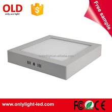 Free sample ceiling led panel light manufacturers Best price high quality