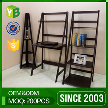 Yibang Green Product Sgs Certified Mdf Invisible Office Rotary Book Shelf
