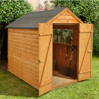 Garden store shed , Wooden garden shed