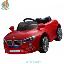 WDPB803 2018 Wholesale Kids' Ride On Power Car With Remote Control For Children