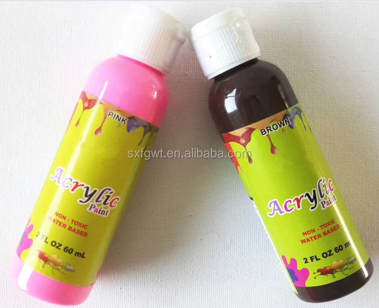 60ml acrylic paint for kids