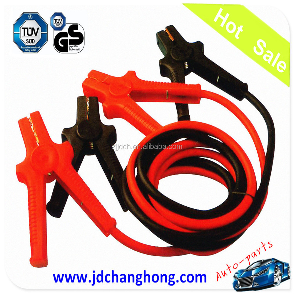 35mm2 4.5m Multi Stranded Cable Core rated to 480amps GS TUV Cable Battery Jump Start Jumper Leads