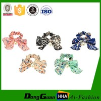 Factory Supply Fashion Cheap Elastic Hair Band With Bow