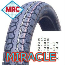 Motorcycle Tire 2.50X17 250-17