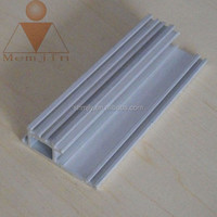 aluminum extrusion profile used for greenhouse/sunroom /glassroom strcture from shanghai supplier