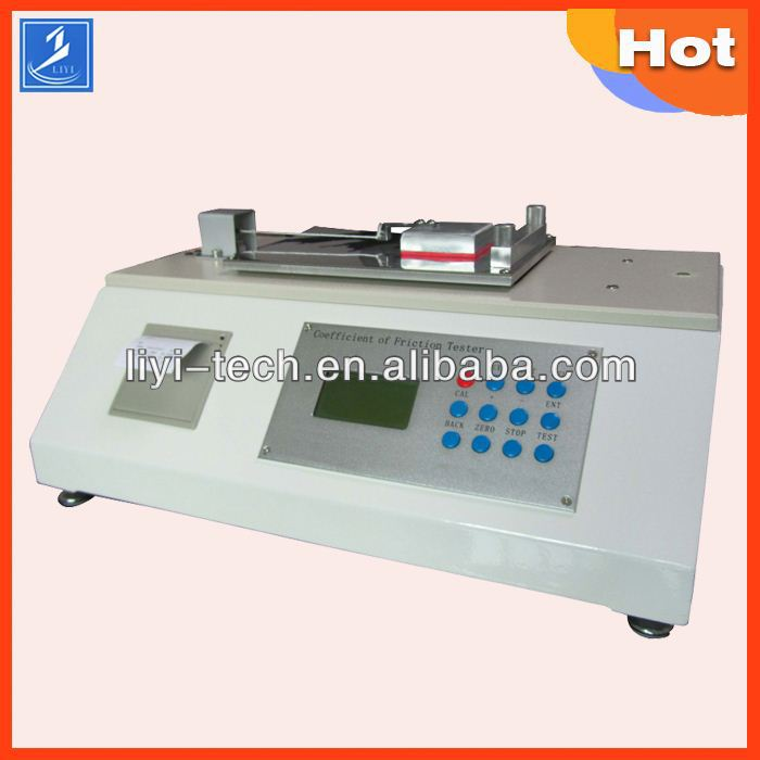 LY-3018 packaging material friction tester