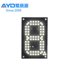 SMD led price sign , 7 segment gas station led price display
