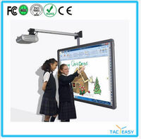 School equipment suppliers Interactive electronic whiteboard, Interactive whiteboard for better education
