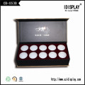Custom hair extension cosmetic custom eyelash box packaging