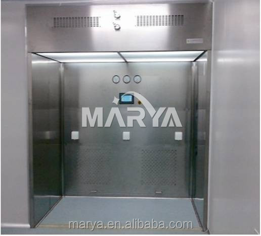 Class 100 Touch play Clean booth with hepa filter