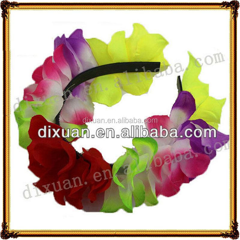 Garland Head Flower(DX-JQ-056)