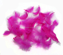 10-15cm chinese supplier colorful cheap goose feathers for sale