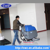 Smart Control Self Propelled Electric Floor Polisher Scrubber