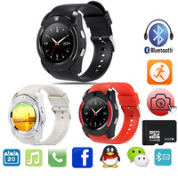 New Product Hot Sell Smart Watch V8 Mobile Watch Phone For Android Smart Watch