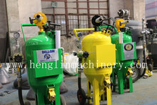 New design industrial sandblasting equipment with great price