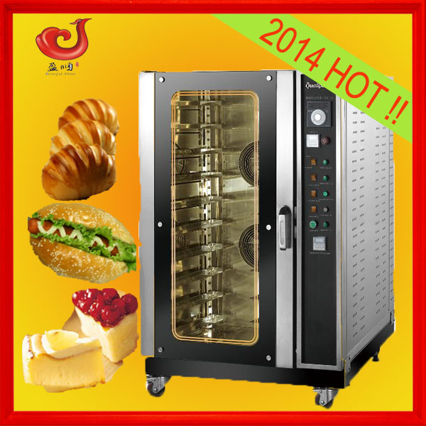 2016 September Promotion: stainless steel bakery oven/commercial convection ovens