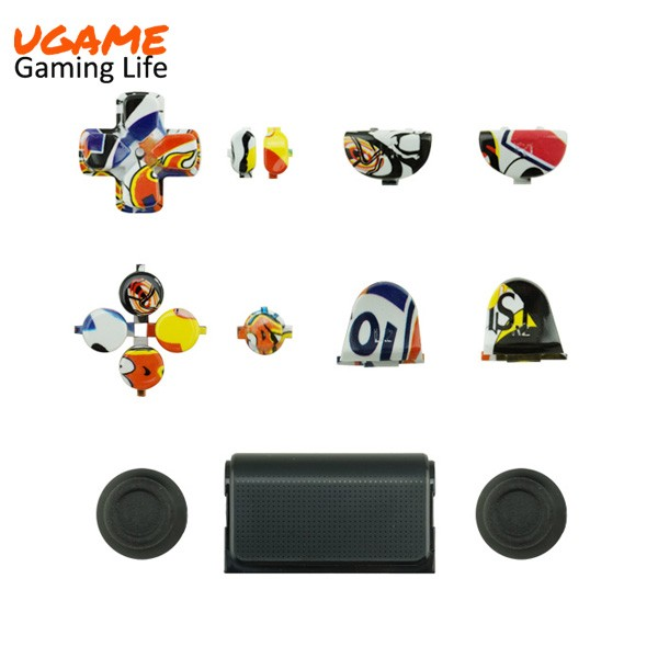 Most popular stickerbomb customized shell for ps4 shell