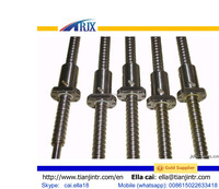 supply distributors needed ball screw rod with good quality
