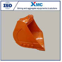 mini excavator bucket teeth and bucket