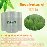 Organic Pure Eucalyptus Oil Factory Wholesale, GMP,MSDS,COA certification