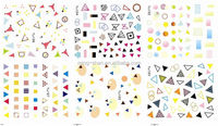 HOT!!! high quality nail decals