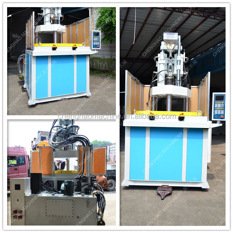 vertical rotary table injection molding machines