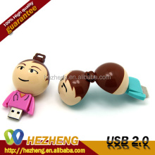 2015 Novelty 2GB Nurse USB Flash Pendrive Lipstick Customized