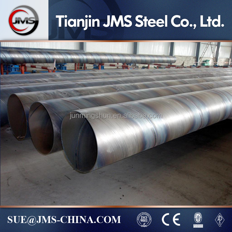 DN1500 Carbon steel spiral Steel pipe for pipeline industry