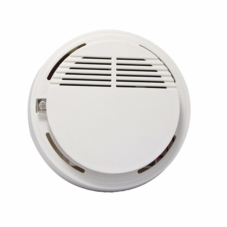 Special price 1.5USD Smoke detector fire alarm wireless smoke alarm 433mhz work standalone or linked with alarm systems