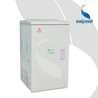 Saipwell SMC High Quality Outdoor Distribution Box China Wholesale Outdoor Electric Meter Box with IP66