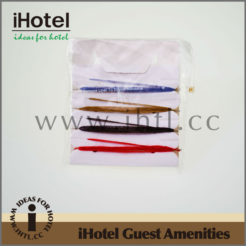 Mini Hotel Quad Plastic Adult Sewing Kit
