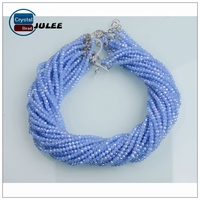 China Fashion Crystal Jewelry decorative Glass Beads lampwork glass beads in Bulk