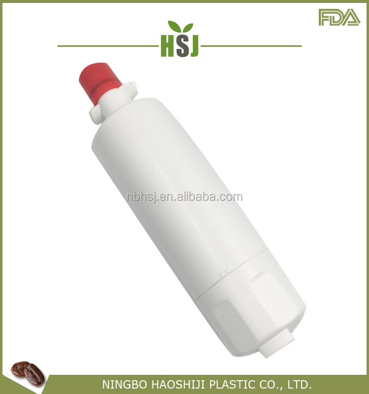 Various styles first grade refrigerator water filter on the counter
