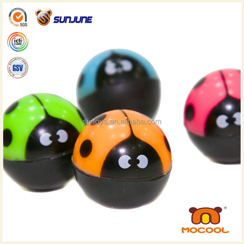 Bounce ball toy, custom logo bouncing ball assorted colors
